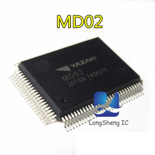 2pcs MD02 QFP NEW