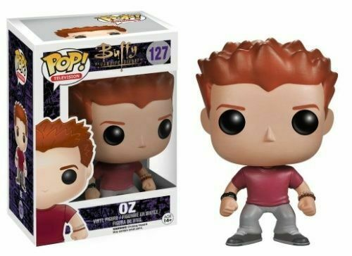 Funko POP See Pic Television #127 Oz Buffy The Vampire Slayer Vaulted Rare