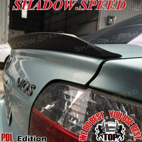 Painted PDL Sport Type PUF Rear Trunk Lip Spoiler For Pontiac 2005~10 G6 Sedan
