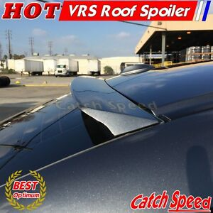 Painted HRW Type Rear Roof Spoiler Wing For Subaru 2010~2014 Legacy BM-BR Sedan
