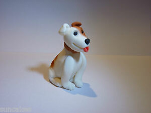 Puppy Dog Edible Sugar Paste Decoration Cake Cupcake Toppers