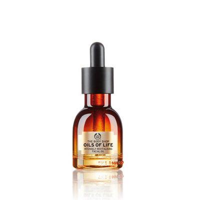 New Vegan/Vegetarian The Body Shop Facial Oil Revitalizing Intenseive Care Oils
