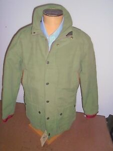 John-Partridge-Cotton-Blend-with-Quilt-Lining-Hardy-Field-Jacket-NWT-Large-445