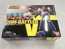 Soul of Chogokin GX-50 COMBATTLER V BANDAI TAMASHII NATIONS Excellent