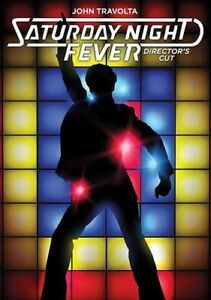 Saturday-Night-Fever-Director-039-s-Cut-New-DVD-Anniversary-Edition-Director-039