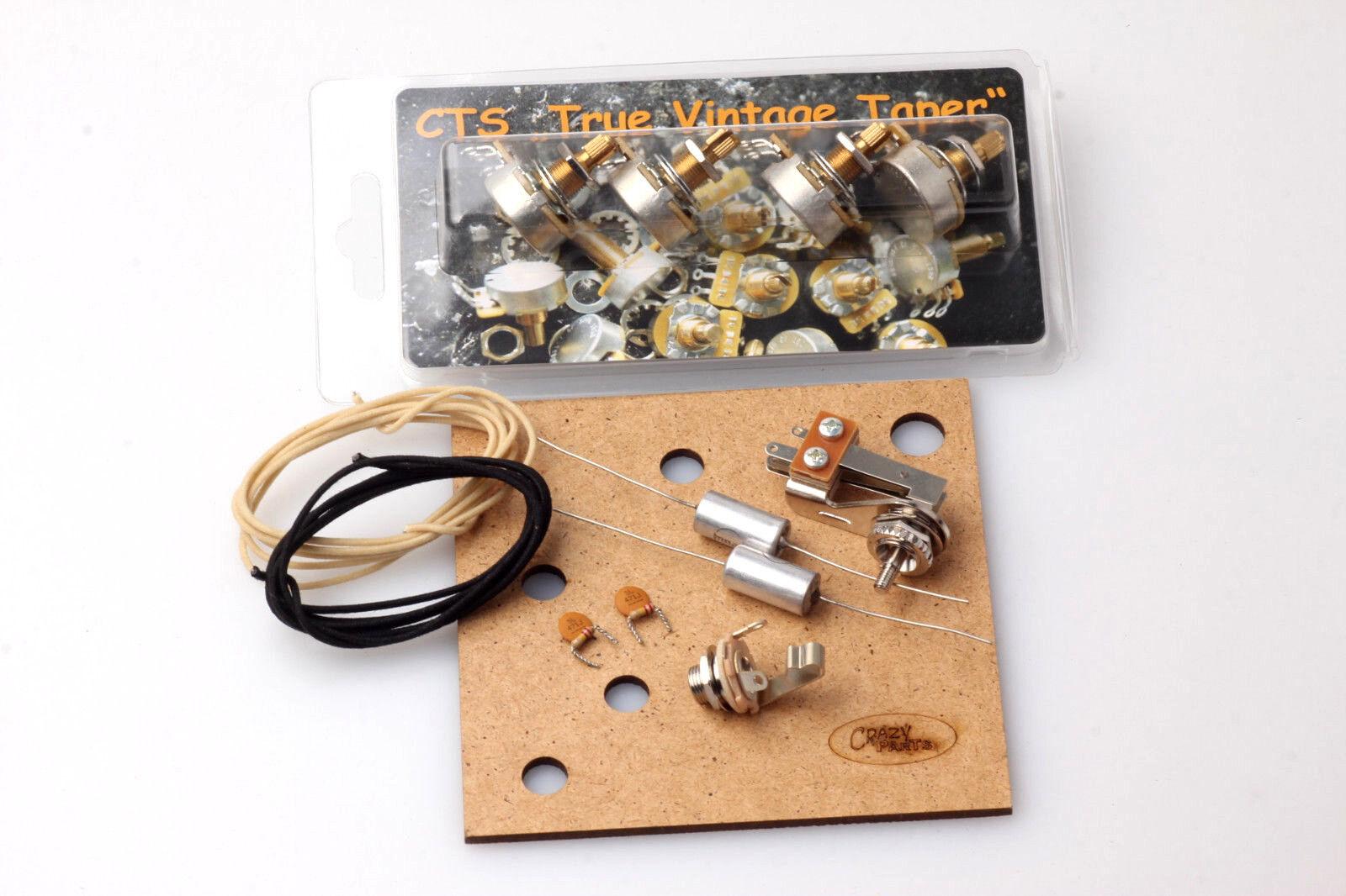 SG Un-Assembled Elektronic Kit (Vers.1) Shortshaft Pots -Best components only