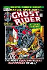 Ghost Rider : Official Index to the Marvel Universe (2012, Paperback)