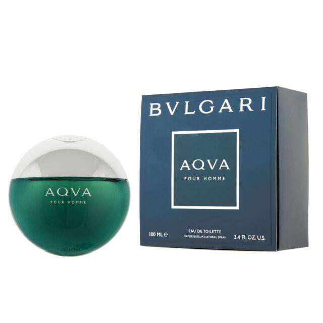 Bvlgari Aqva Pour Homme EDT Spray 100ml Mens Perfume   eBay f64453a5c0
