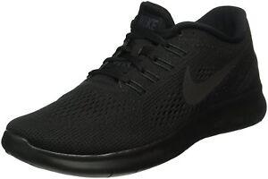 Nike Chaussures Pour Hommes Courir Tout Noir
