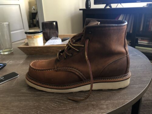 red wing heritage 8.5