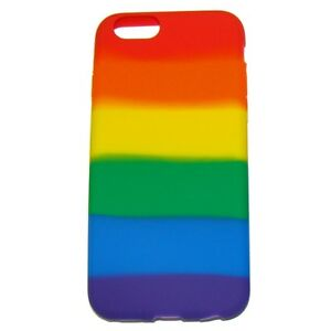 check out 6af6a 14d9a Details about Gay Pride Rainbow Cell Phone Cover for iPhone 6