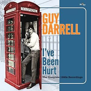 Guy-Darrell-I-039-ve-Been-Hurt-The-Complete-1960-039-s-Recordings-CD