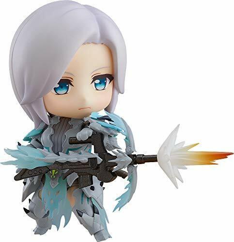 Nendoroid 1025-DX Hunter  Female Xeno'jiiva Beta Armor Edition DX Ver. NEW