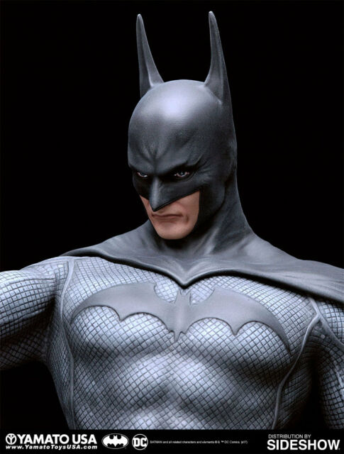 BATMAN by Luis Royo Fantasy Figure Gallery FFG Resin Statue by Yamato Sideshow