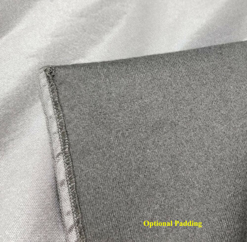 """16/""""H Computer Tower Fabric Color /& Padding! CPU Dust CoverChoose Size"""