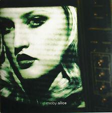 "MOBY - CD SINGLE PROMO ""ALICE - RADIO EDIT"""