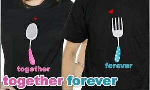 B-amp-B-COUPLE-SHIRTS-034-TOGETHER-FOREVER-034
