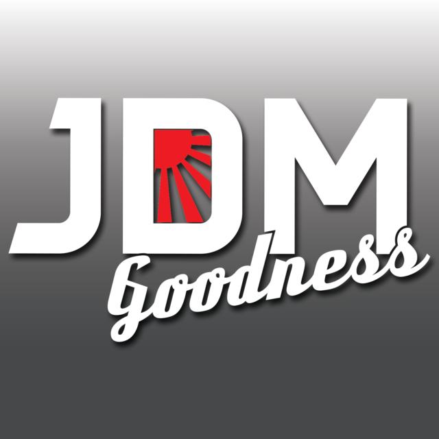 JDM Goodness Japanese Rising Sun Car Window//Bumper Vinyl Decal Sticker
