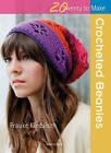 Crocheted Beanies by Frauke Kiedaisch (Paperback, 2013)
