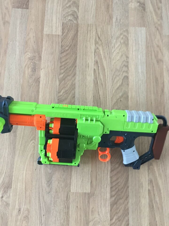 Andet legetøj, Nerf Zombie Strike Doominator, Nerf