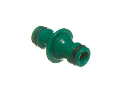 10 x Quick Fix double mâle tuyau RACCORDS s/'adaptera HOZELOCK Connecteurs-par un S