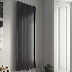 mittelanschluss heizk rper doppellagig heizwand anthrazit 1800x445 mm 1500 watt ebay. Black Bedroom Furniture Sets. Home Design Ideas