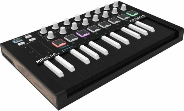 Arturia Minilab Mk2 Black Limited Edition for sale online | eBay