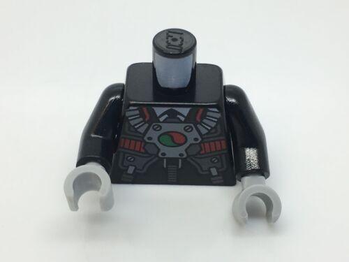Lego The Lego Movie  Robo Pilot  Torso #113
