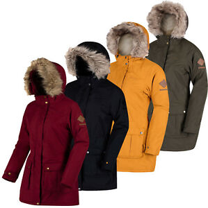 Regatta Ladies/Womens Schima II Waterproof Insulated Parka Jacket