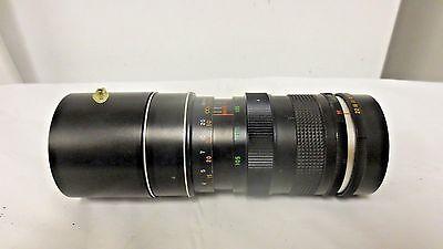 Older Montgomery Ward 67-584 Auto Zoom Camera Lens-1:3.8, f=85-205mm, No510024