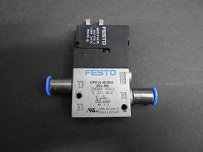 3//2 Solenoid Valve 196929 Festo 24VDC CPE14-M1BH-3GL-1//8