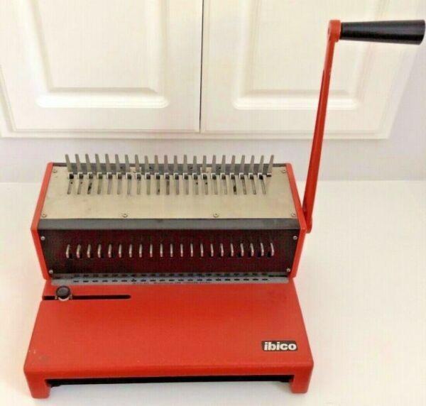 Ibico AG Seestrasse 346 CH8038 Zurich Binding Machine For