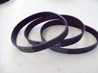 Hoover Hilite Volta Replacement Belts 38528040 38528027