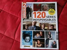 120 SERIES INDISPENSABLES GAME OF TRONES X FILES BORGEN TWIN PEAKS SOPRANO INROC