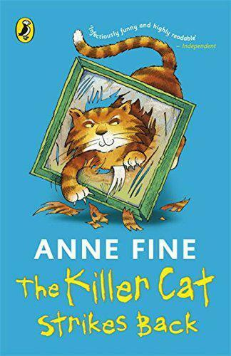The Killer Cat Strikes Back by Anne Fine, NEW Book, FREE & FAST Delivery, (Paper