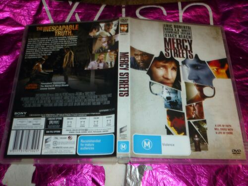 1 of 1 - MERCY STREETS (DVD, M) (P132333-31 A)