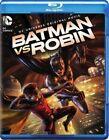 Batman VS Robin - Blu-ray Region 1