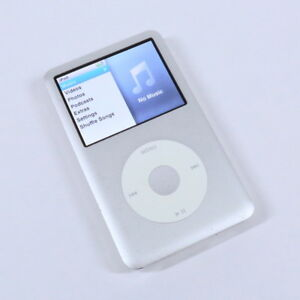 Apple-iPod-Classic-Silver-160GB-6th-Gen-Generation-MP3-WARRANTY