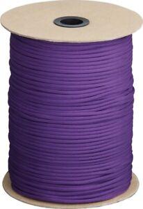 Marbles Parachute Cord Purple 1000 ft