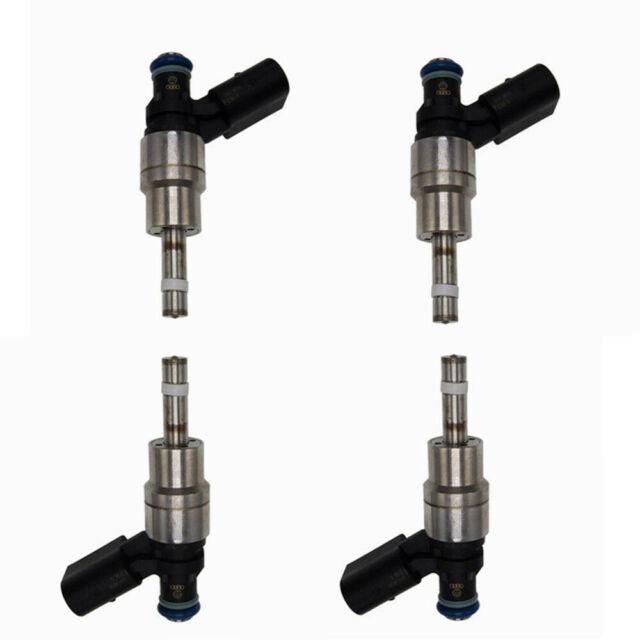 4pcs Fuel Injectors 06F906036A for Audi A3 A4 TT VW Passat Jetta GTI EOS 2.0L L4
