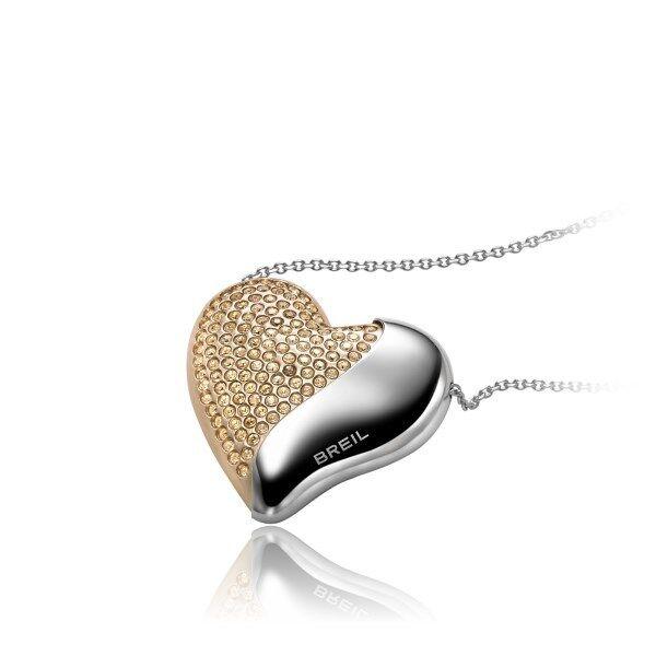 MODA Collana BREIL HEARTBREAKER Donna - TJ1550