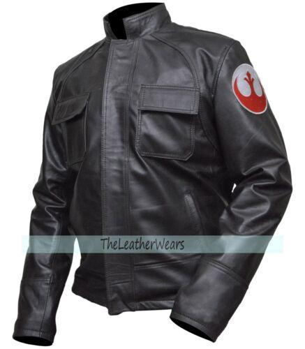en dernier cuir le Veste Star Oscar Jedi Poe Isaa Wars DameronXxs3xl b7g6fy