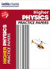 CfE Higher Physics Practice Papers for Sqa Exams by Paul Ferguson, Leckie & Leckie, Neil Short (Paperback, 2015)