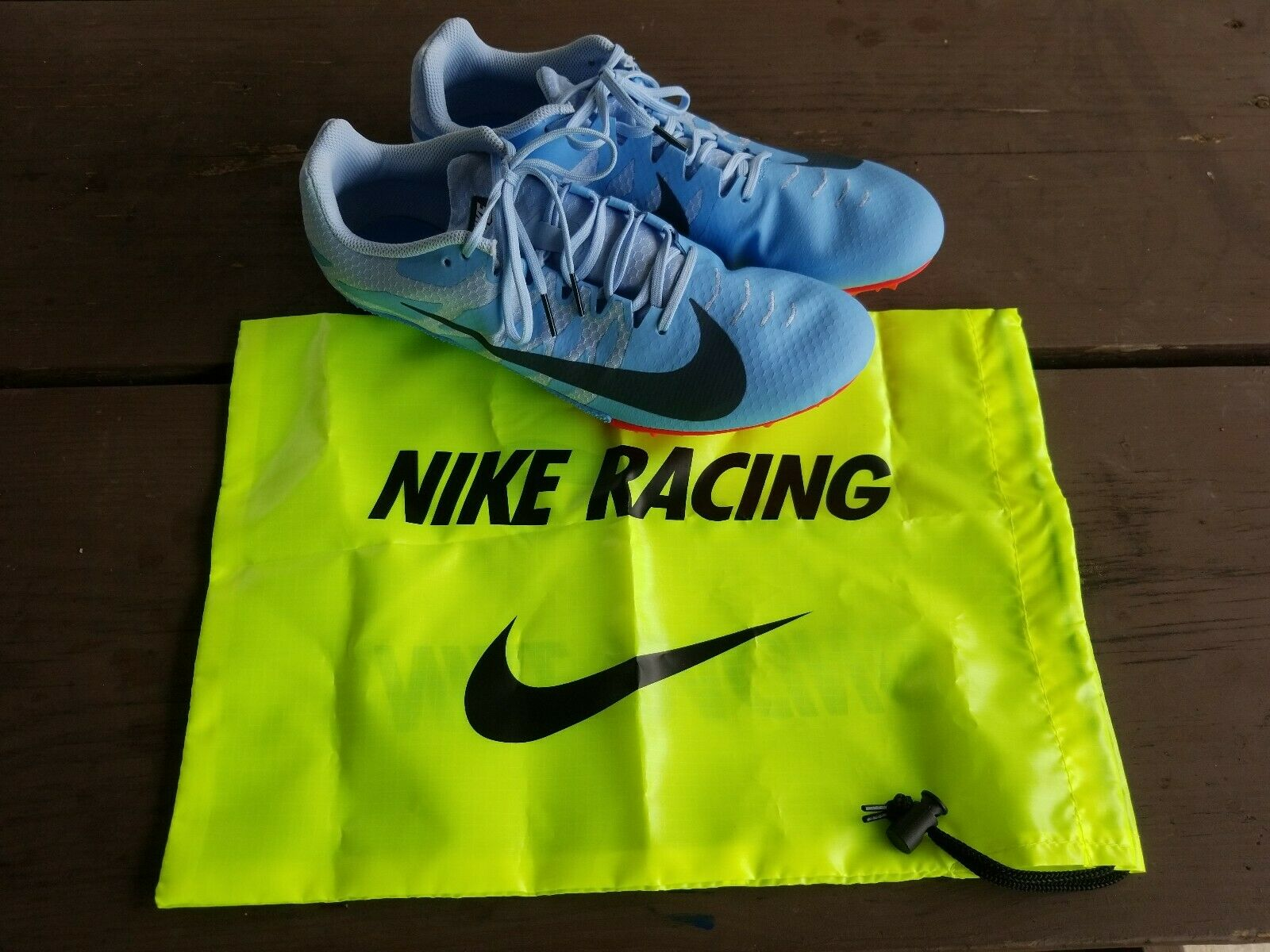 nike racing cleats