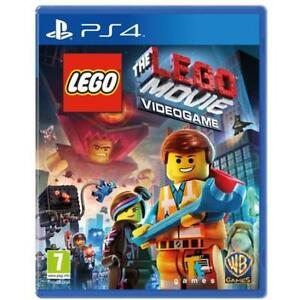 The Lego Movie Videogame Ps4 7 Kids Game For Sony Playstation 4