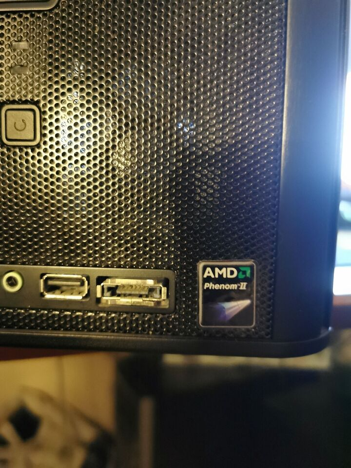 Andet mærke, Xtreme, AMD Phenom II X6 1055t 2.80 GHZ Ghz