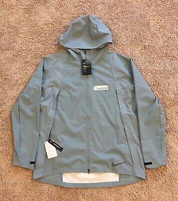 New! Men's Nike Zonal AeroShield Running Jacket szM windrunner fleece 928481 041   eBay