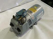 Gast 14hp Vacuum Pump 0523 124q G21dx 220 250vac 1ph 50hz 1425rpm