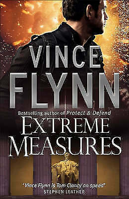 1 of 1 - Extreme Measures, Flynn, Vince, New Book