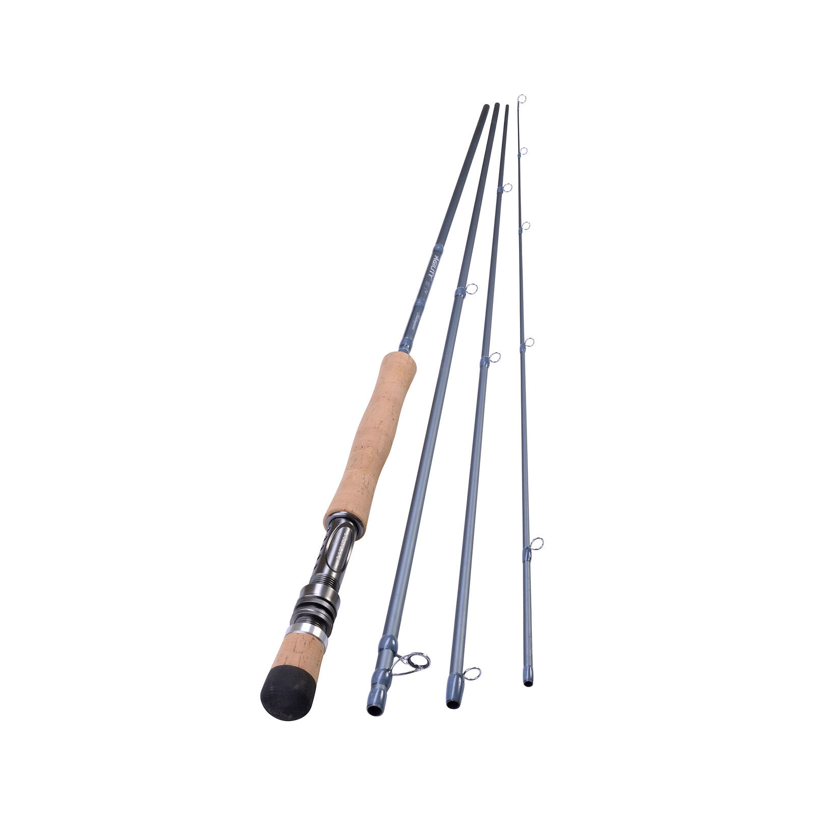Shakespeare Agility 2 4 Piece  Fly Fishing Rods 8ft 6' - 11ft - All Models  free shipping on all orders